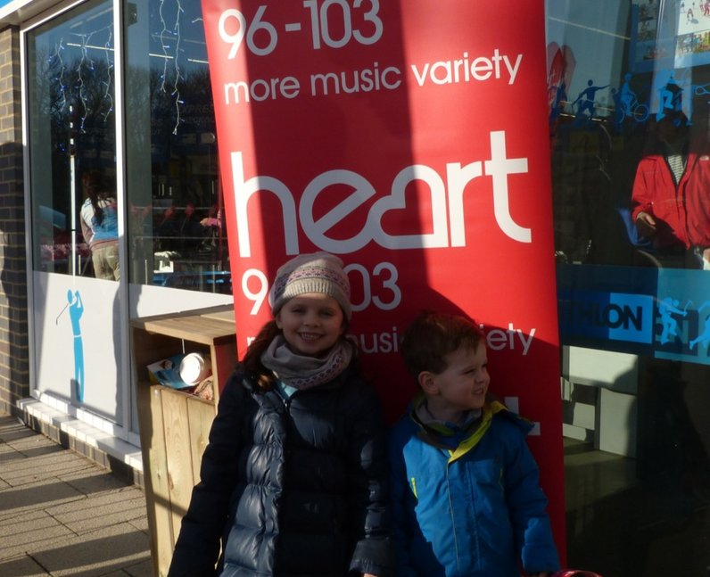 Decathlon Opening Harlow (13 December 2014)