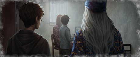 Dumbledore's memory