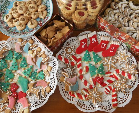 Heart - Christmas Traditions