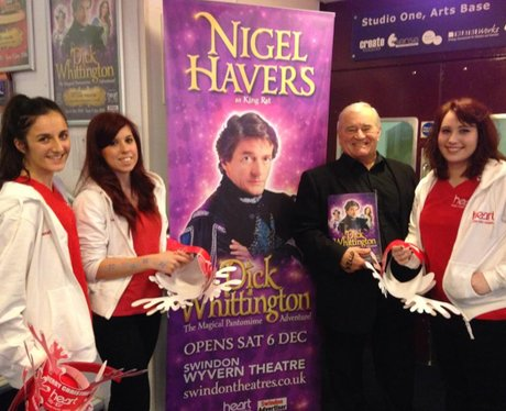 Heart Angels:Wyvern Theatre Panto