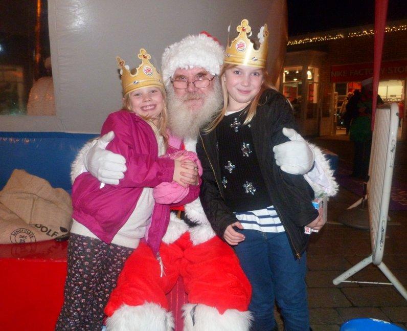 Snow Globe Freeport Braintree Part Two (December 2