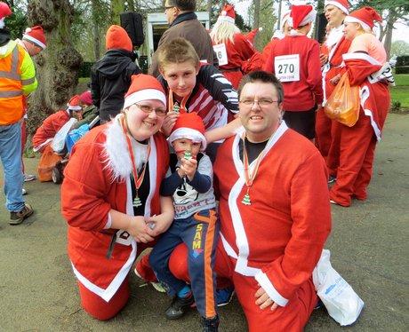 Santa Run Luton
