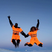 Image 9: Beyonce and Jay Z Skiing