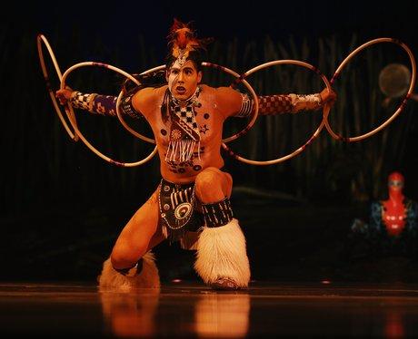 Cirque Du Soleil Totem