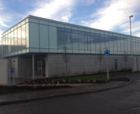 Glos custody centre