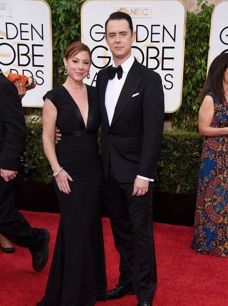 Golden Globes 2015 Colin Hanks