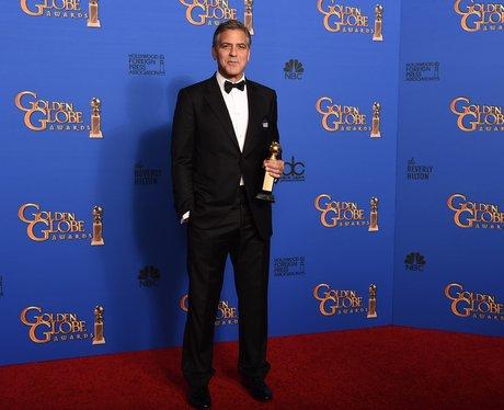 Golden Globes 2015 George Clooney
