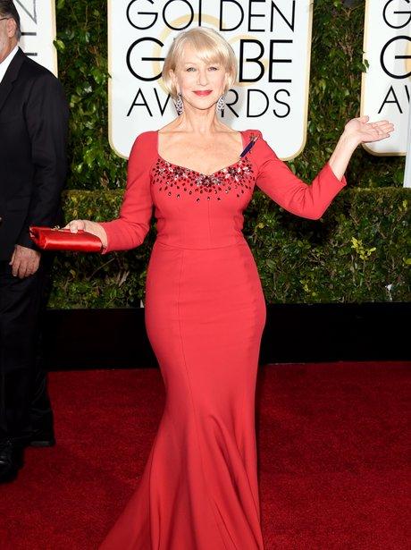 Golden Globes 2015 helen mirren