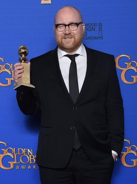 Golden Globes 2015  Jóhann Jóhannsson