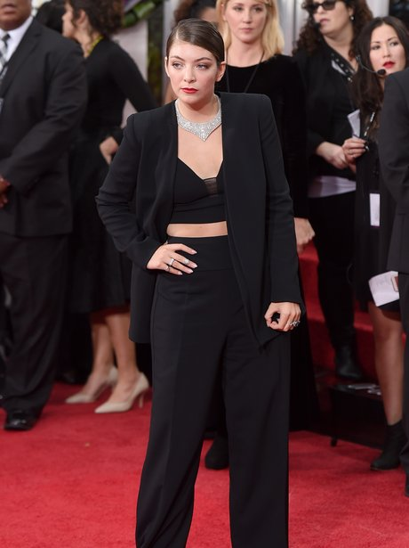 Golden Globes 2015 Lorde