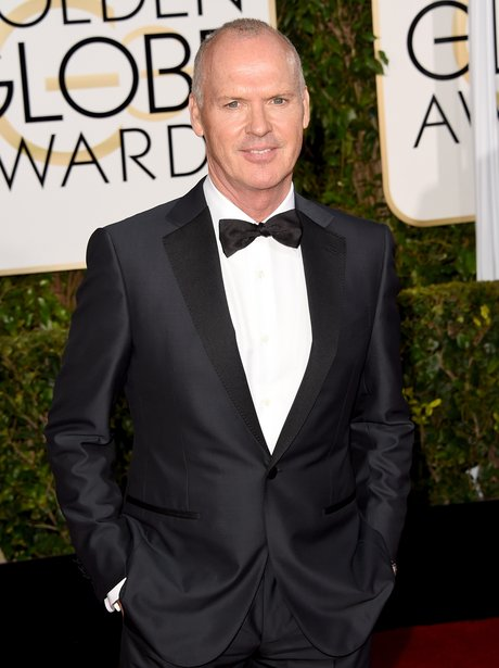 Golden Globes 2015 michael keaton