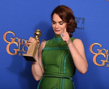 Golden Globes 2015 Ruth Wilson