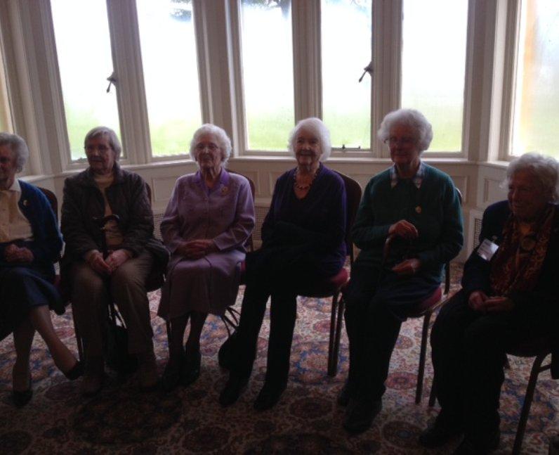 Bletchley Park Debs