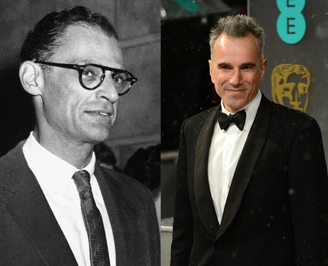 Daniel Day Lewis and Arthur Miller