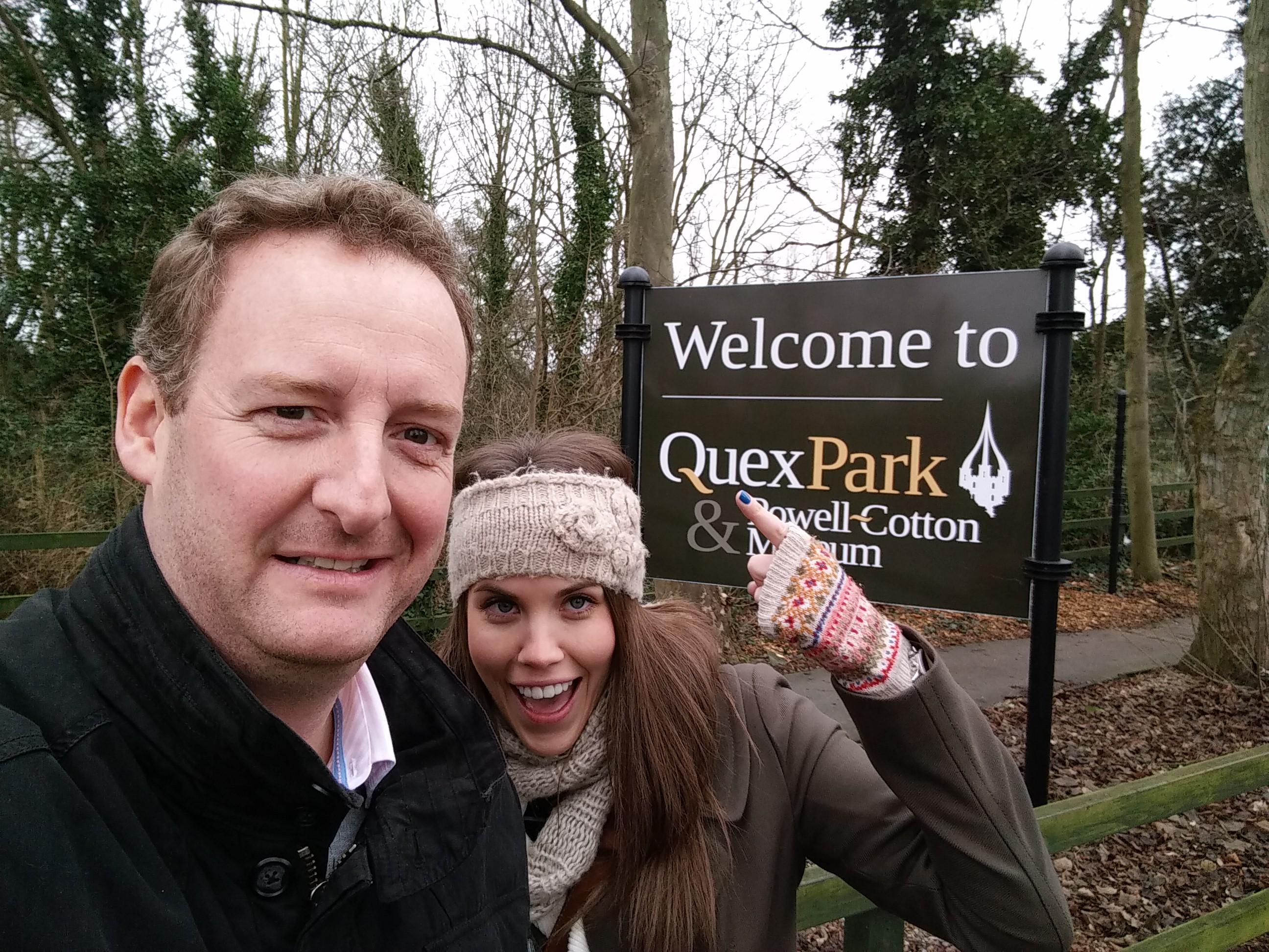 James &  Becky A - Z Selfie Q