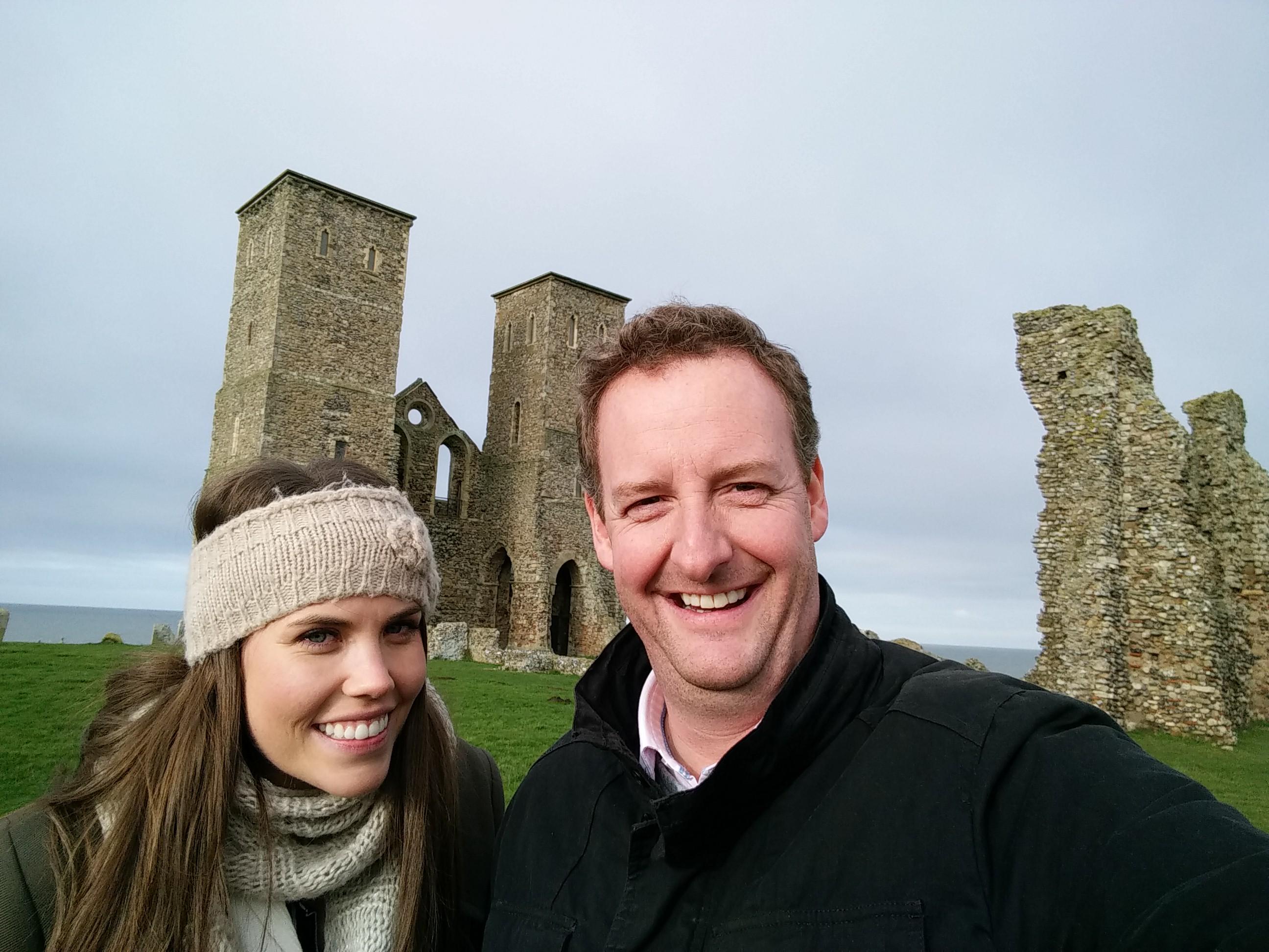 James &  Becky A - Z Selfie R
