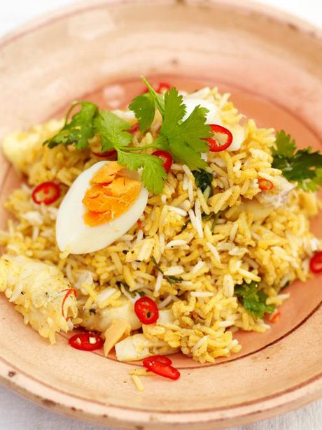 Jamie Oliver's Rescue Me Kedgeree