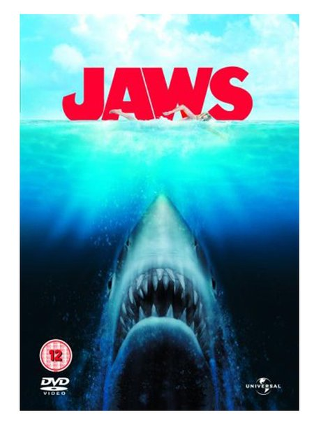 Jaws film cover