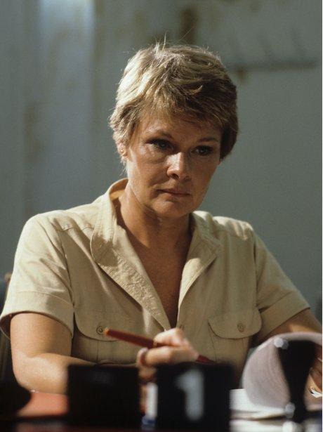 Judi Dench in 'Saigon: Year of the Cat'