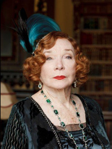 Shirley Maclaine In Downton Abbey - Theyve Still Got -5312