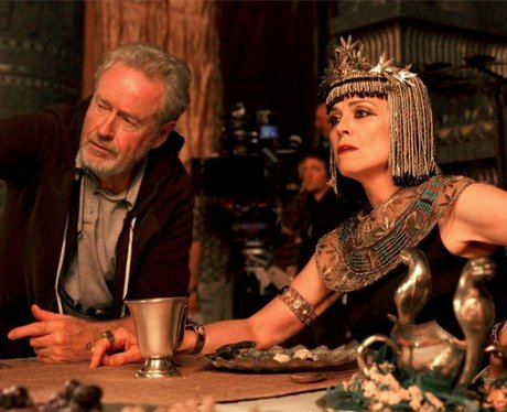 Sigourney Weaver in Exodus Gods and Kings
