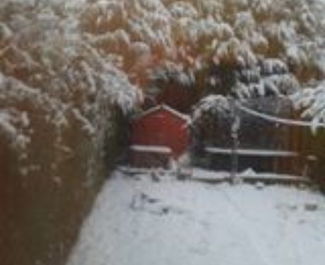 Snow Pics Yorkshire