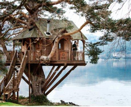 The Lodge, Scotland