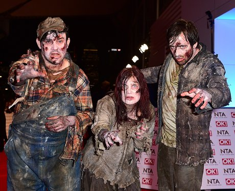 The National Television Awards: Zombies