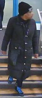 Watford CCTV Image After Theft