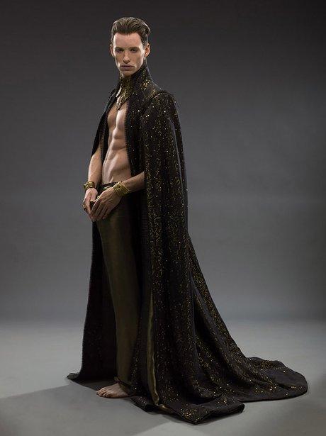 Eddie Redmayne as Balam Abrasax