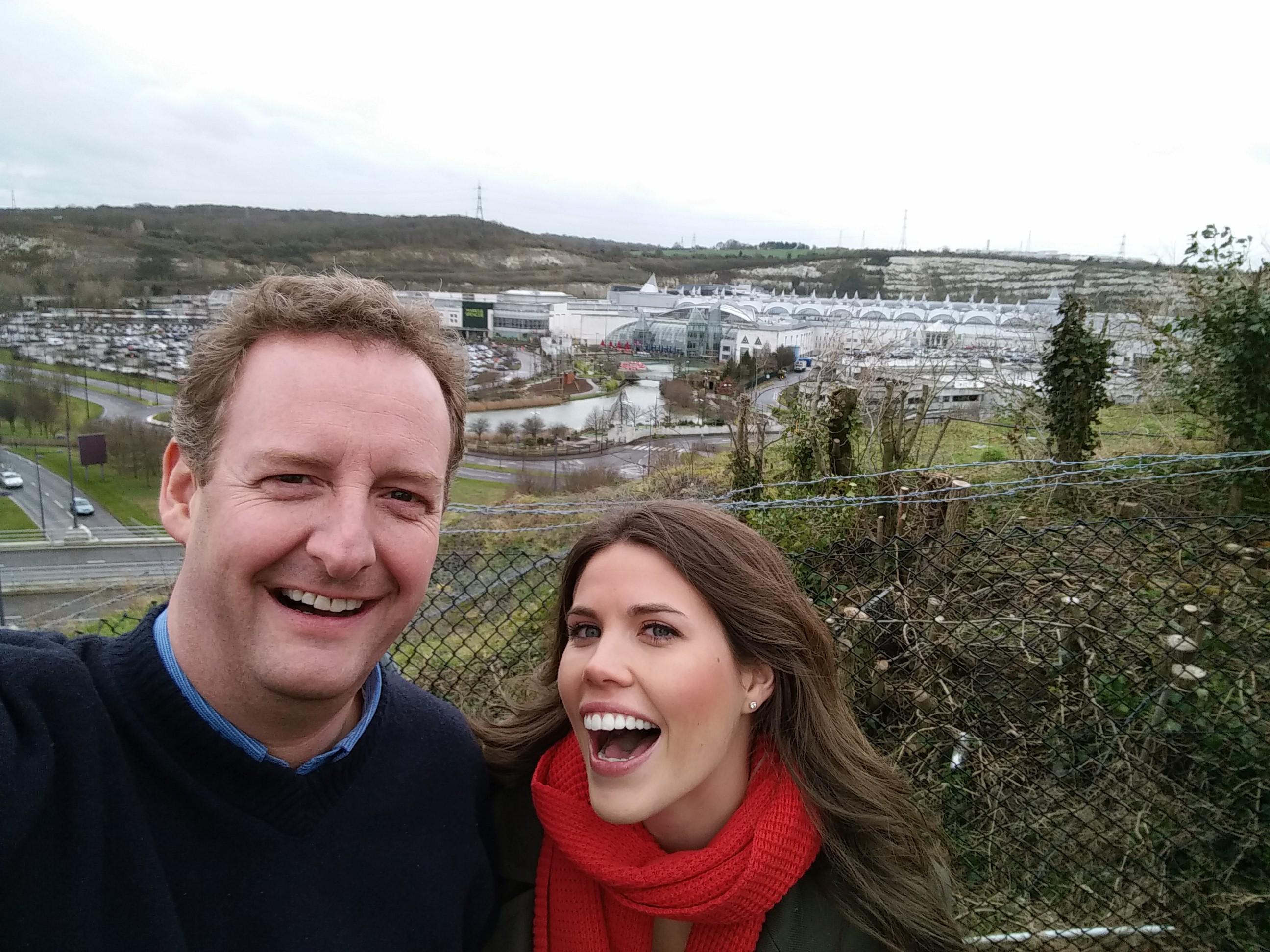 James &  Becky A - Z Selfie B 2