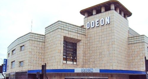 Odeon Cinema Weston super Mare