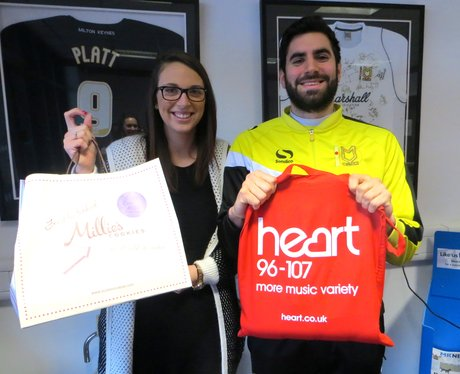 Heart Four Counties Celebrates New Breakfast Show!