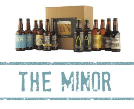 The Minor Craft Beer Case