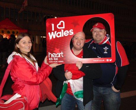 6 Nations Wales V England