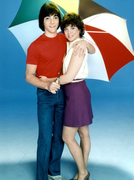 Joanie Cunningham and Chachi Arcola: Happy Days - Iconic ...