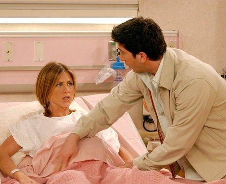 Rachel and Ross Friends