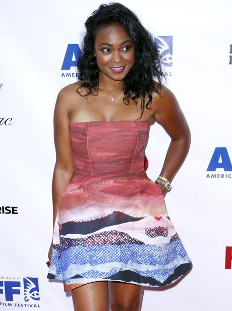 Tatyana Ali from Fresh Prince of Bel Air seen now. Picture PA