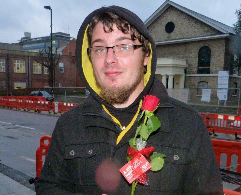 Valentine's Treats For Chelmsford (13 Feb 2015)