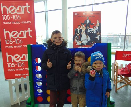 Heart loves Big Hero 6 Vue Cinemas Cardiff