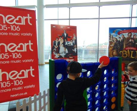 Heart loves Big Hero 6 Vue Cinemas Cardiff