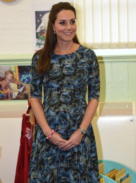 0e45697e35a Kate Middleton s Maternity Style In Photos - Heart