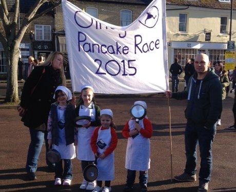 Olney Pancake Race 11