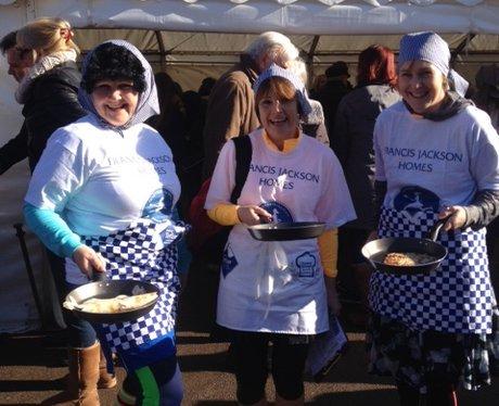 Olney Pancake Race 18