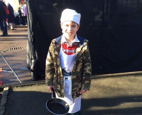 Olney Pancake Race 33