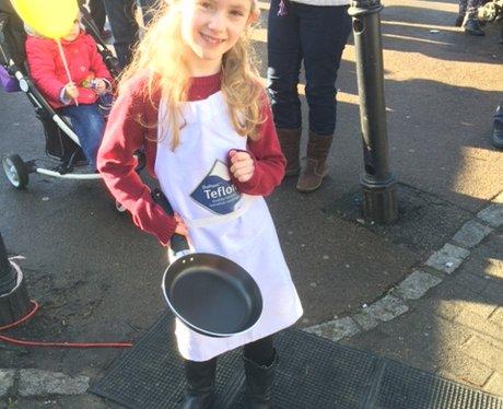 Olney Pancake Race 35