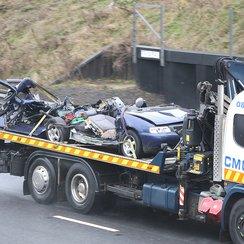 Triple Fatal M1 car