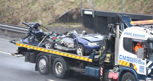 M1 Crash Victims Named - Heart Four Counties