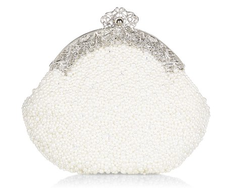 Accessorize Polly Bridal Pearl Pouch
