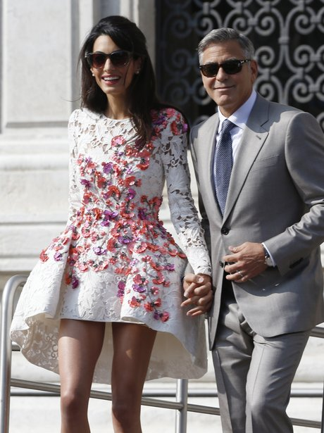 094079d86 Amal Alamuddin Clooney's Most Stunning Style Moments - Heart